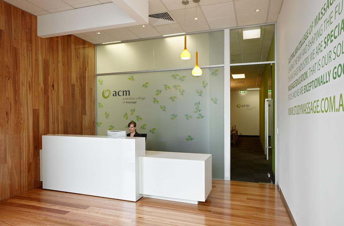 australian-college-of-massage-desk