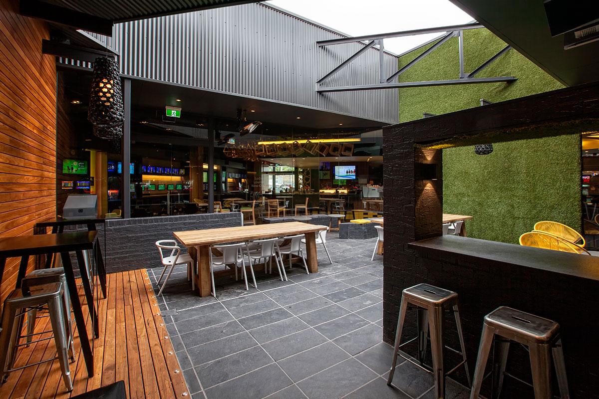 Zagames-Boronia-beer garden